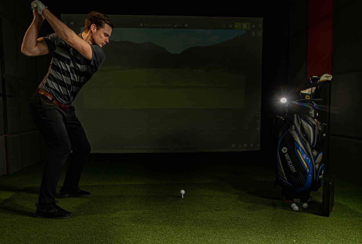 Next Level Golf practice img2