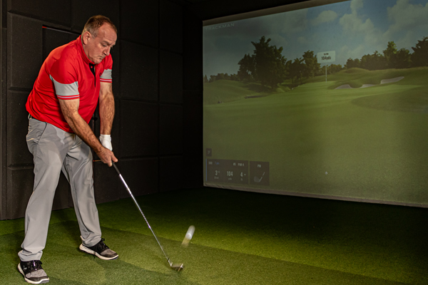 Next Level Golf POWERED BY TRACKMAN