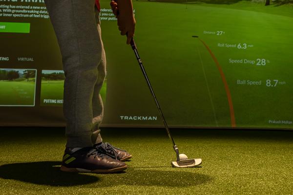 Next Level Golf - A premier indoor golf centre