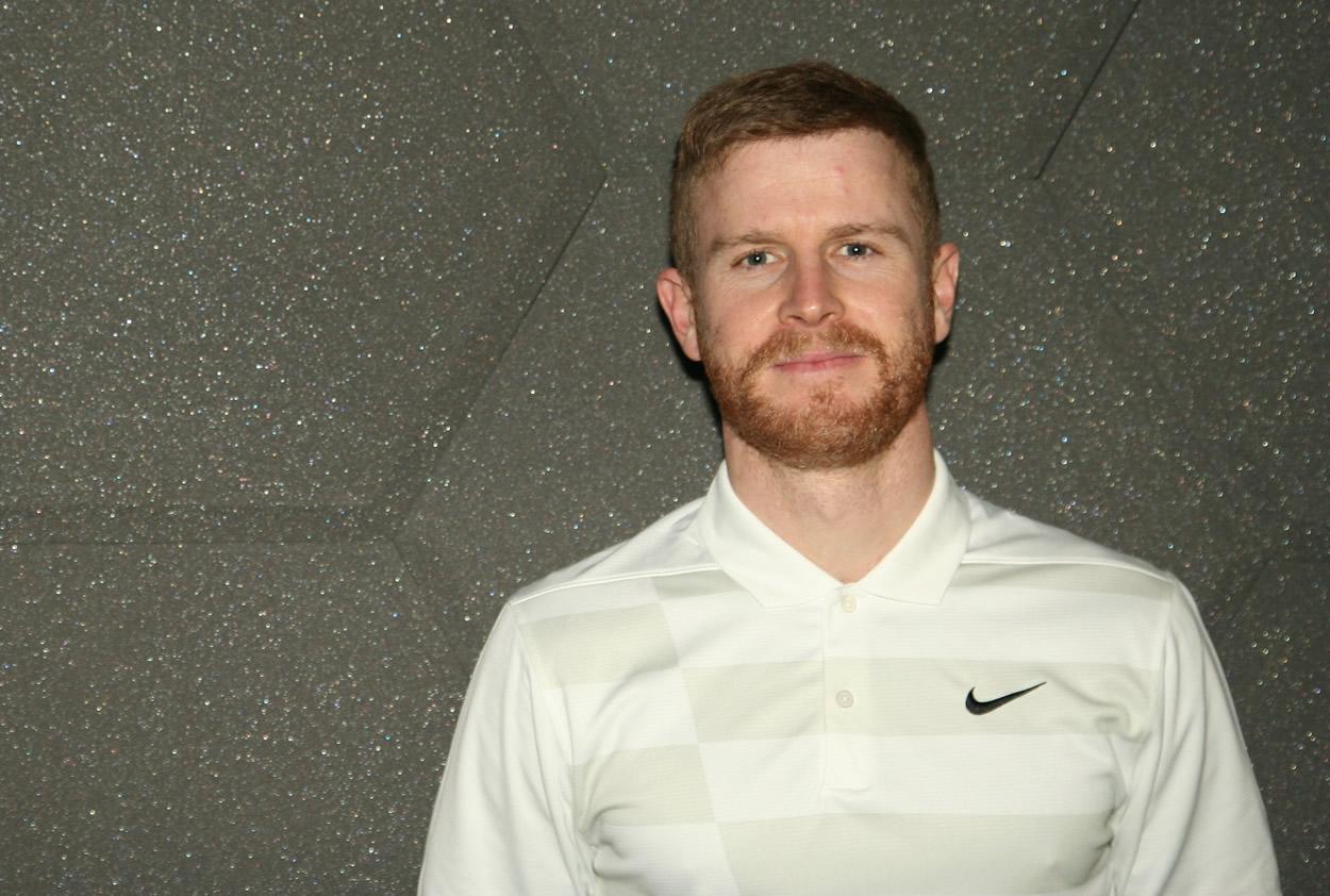 Guy Gibson PGA Qualified